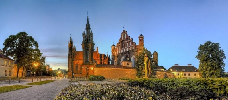 A Trip To Lithuania