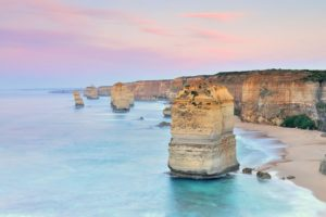 The 5 best destinations for a traveling honeymoon