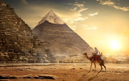 Honeymoon in Egypt: two steps away from your dreams