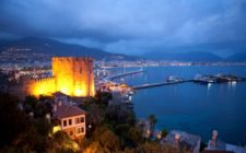 Honeymoon in the Turkish Riviera