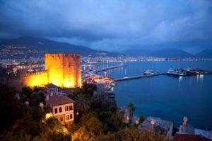 Honeymoon in the Turkish Riviera
