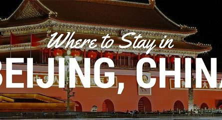 Where to stay in Beijing