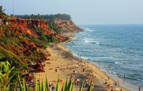 coast in India