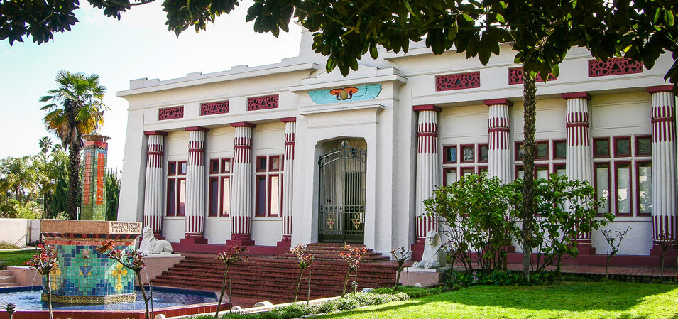 Egyptian Rosicrucian Museum