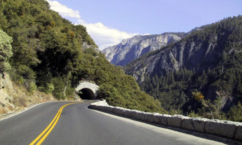 Viewpoint Tunnel