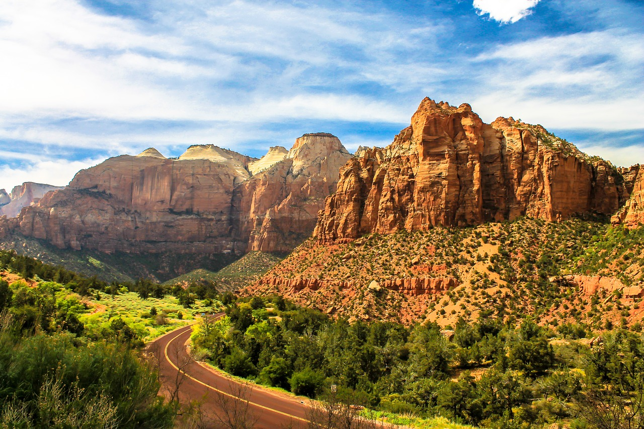 What to see in zion national park