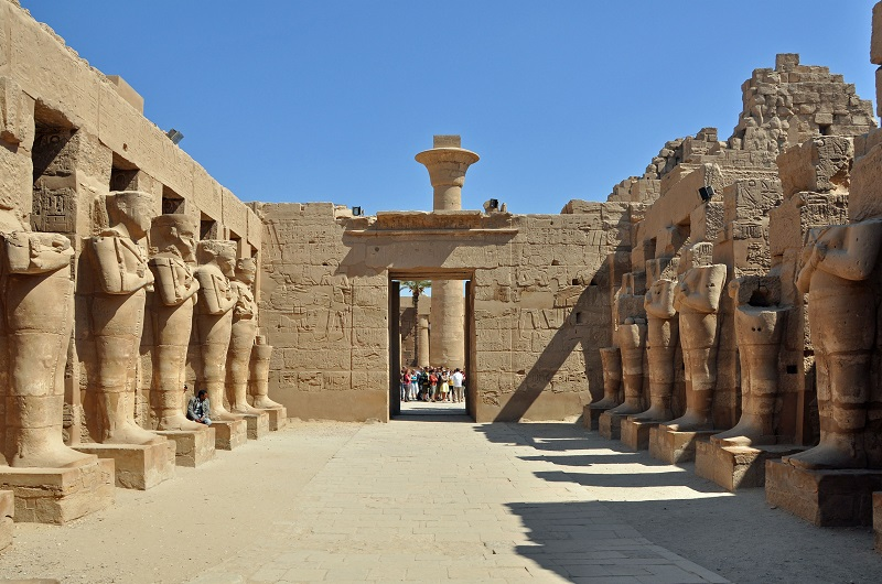 most impressive temples in Egypt
